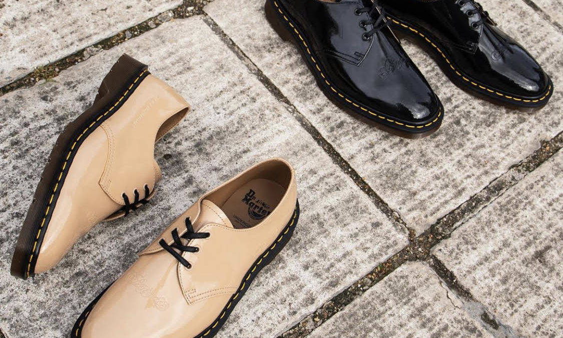 Undercover×Dr.Martens releasing on October 26th.