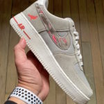 Jeff Staple x SBTG x Nike Air Force 1 Pigeon Fury is limited to 30pairs.