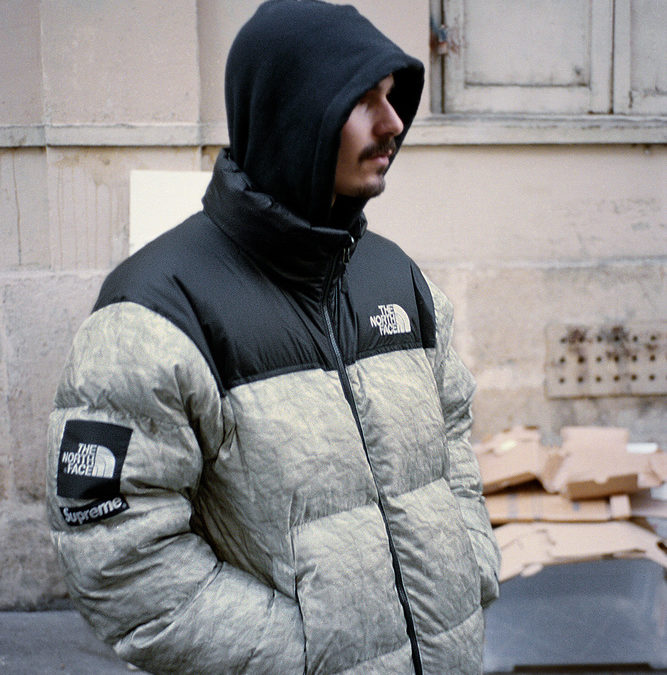 Supreme×The North Face Paper Collection coming this week!