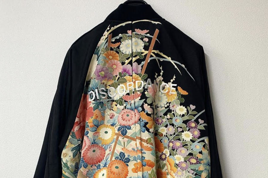 Children of the discordance 2020ss Kimono Jacket coming soon.