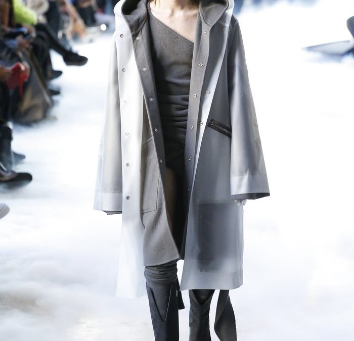 Rick Owens 2020AW Collection.