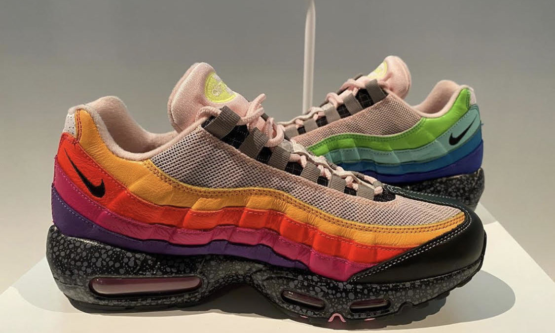 Air Max 95×Size? releasing on March 26th.