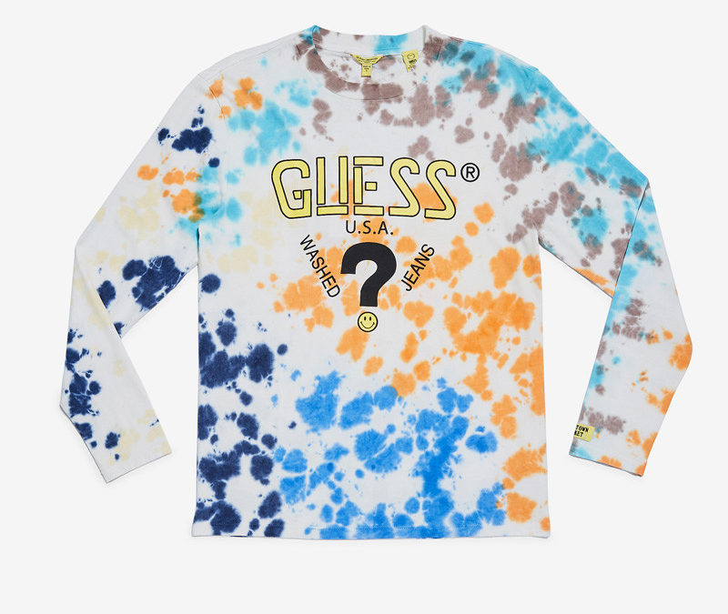 GUESS Originals x Chinatown Market available now.