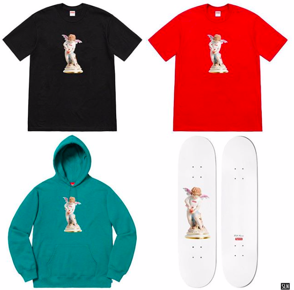 Supreme x Meissen Cupid Collection is rumored to release.