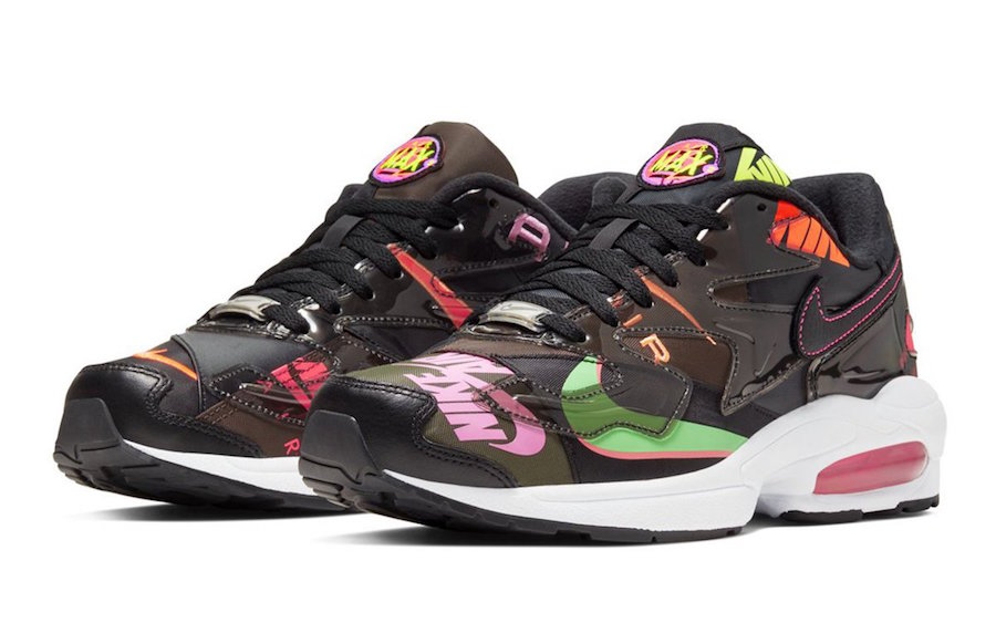 atmos×Air Max 2 Light black releasing later this year.