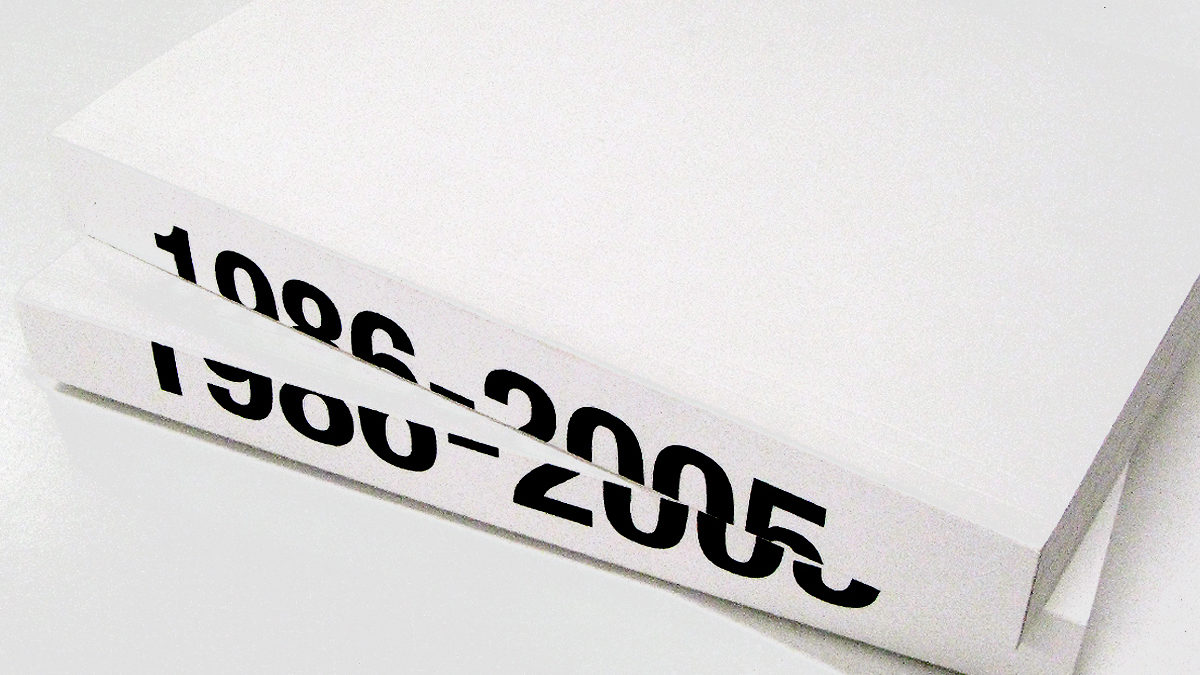 Helmut Lang 1989-2005 Archive Book is available for pre order.