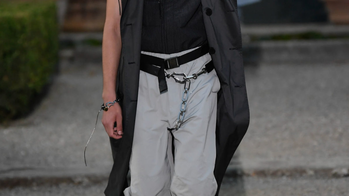 Givenchy Spring Summer 2020 Collection.