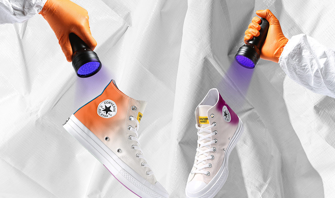 China Town Market×Chuck Taylor releasing on July 20th.