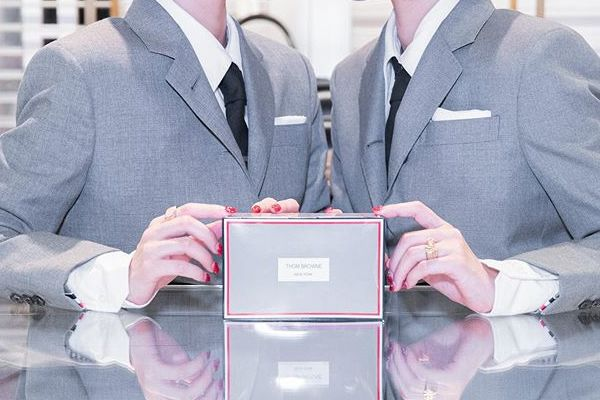 Thom Browne Chocolate opening on August 16th in Japan.
