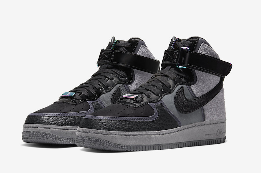 A Ma Maniére × Nike Air Force1 releasing on December 7th.