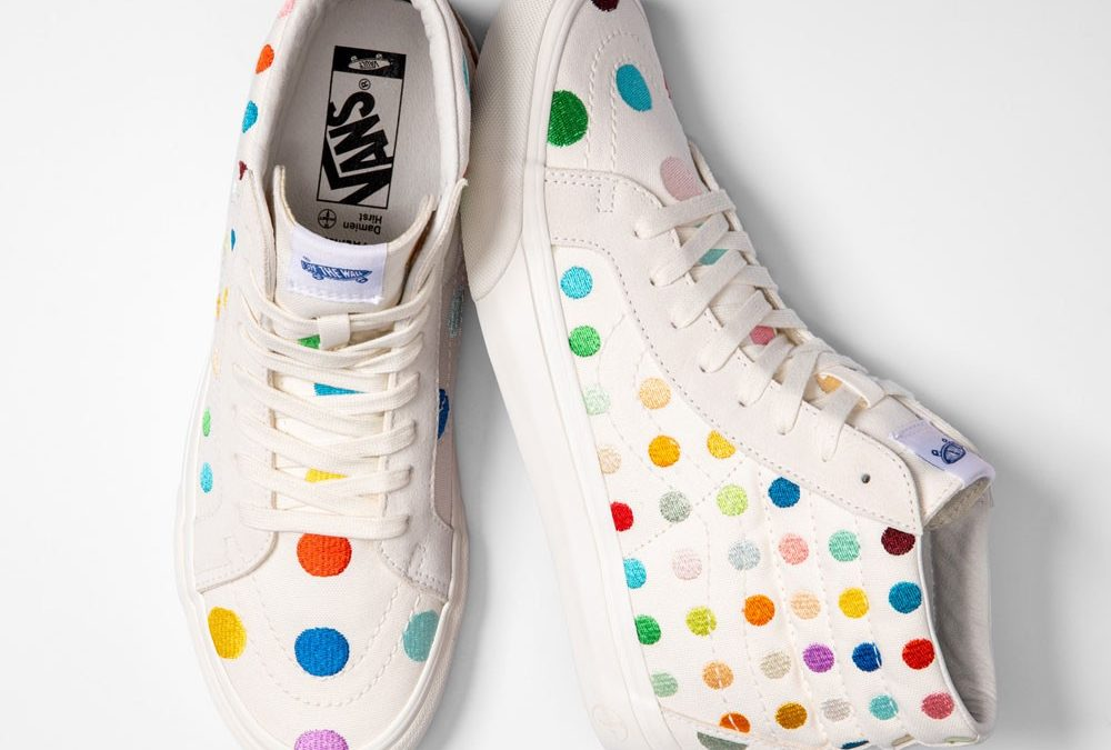 Damien Hirst x Vault by Vans collection will release on December 6th.