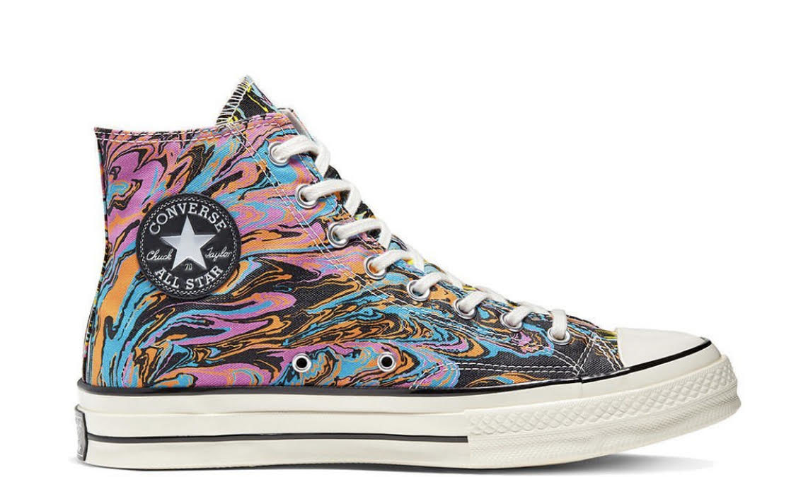 Converse Chuck Taylor 70 marble releasing on December 16th.