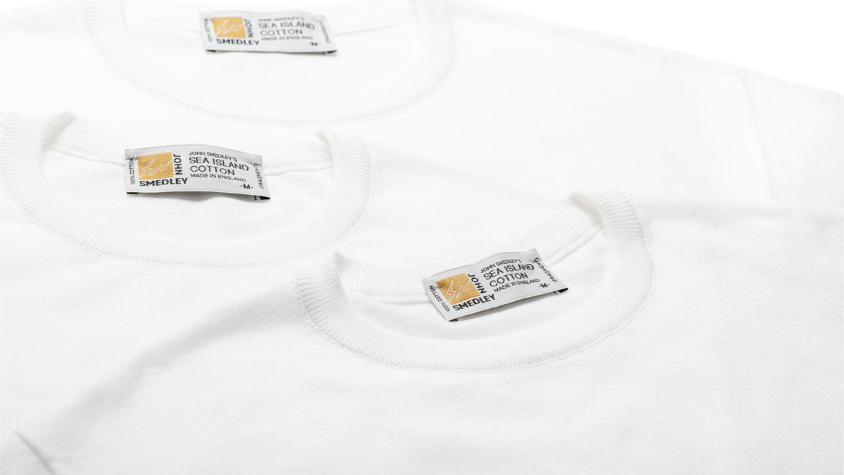 fragment design×John Smedley releasing on March 28th.